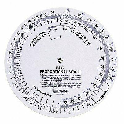 PROPORTIONAL SCALE 5 INCH