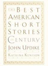 BEST AMERICAN SHORT STORIES OF THE CENTURY John Updike FREE SHIPPING paperback