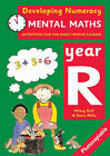 Mental Maths: Year R: Activities for the Daily Maths Lesson by Steve Mills, Hilary Koll (Paperback, 2004)