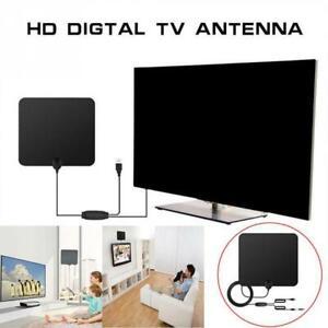 500 Mile Range Antenna TV Digital HD 4K Antena Digital ...