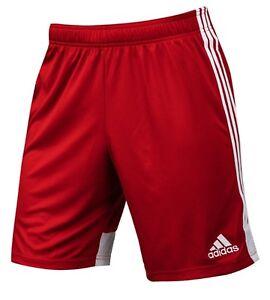 Details about Adidas Men TASTIGO 19 Athletic Shorts Pants Red Soccer Bottom GYM Pant DP3681