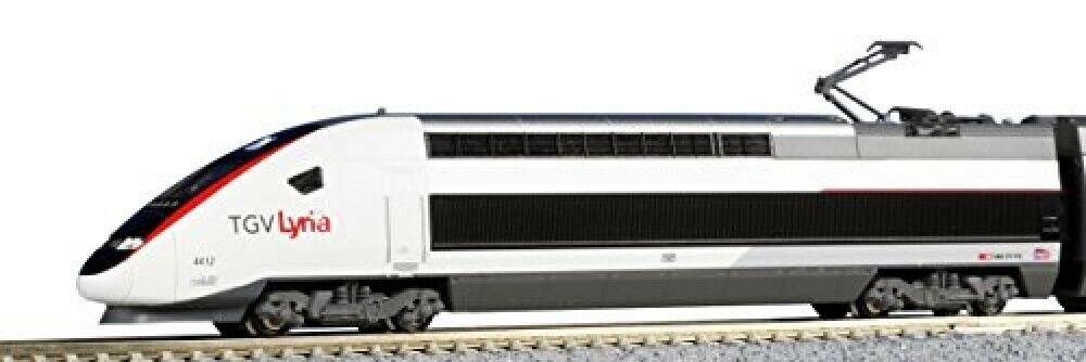 Kato N Gauge Tgv Lyria 10auto Set 101325 modellolino Treno da Giappone