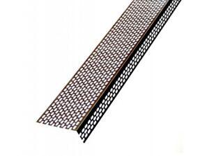 Vogelschutzgitter Traufgitter Lüftungsgitter Lüftungsband Alu 30 Sonstige 60 Blank