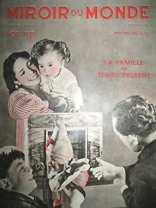 LA-FAMILLE-MARIAGE-DIVORCE-DOMICILE-ENFANTS-TRAVAIL-72-P-LE-MIROIR-DU-MONDE-1935