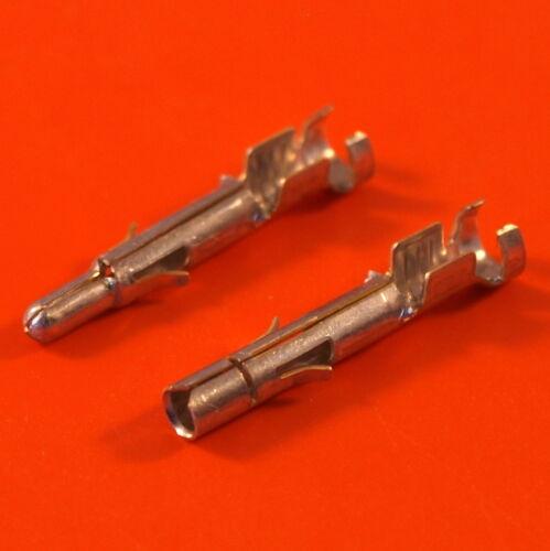 Pins 12 Male + 12 Female 24 x Mate n Lok Terminals