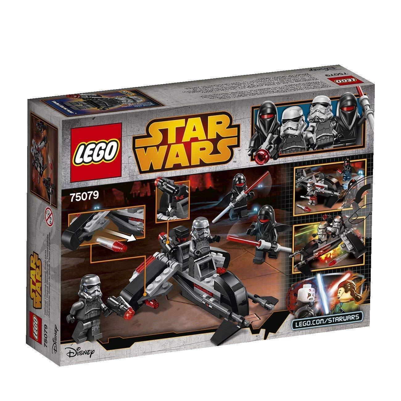 LEGO Star Wars Wars Wars Shadow Troopers 75079 a99239