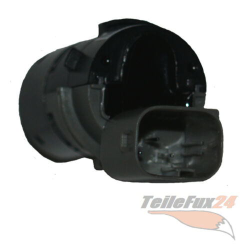 Sensor de aparcamiento PDC bmw 5er e60 Limousine delantero ayuda para aparcar zafiro negro 475 nuevo