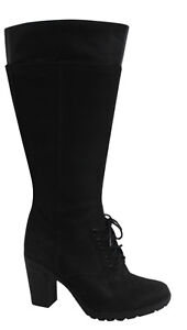 para Timberland Tall Ek Botas Nubuck A11si mujer Whstairs Glancy Black Earthkeepers wtrgqY5t