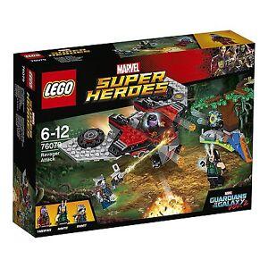 Lego-Super-Heroes-76079-Waechter-der-Galaxie-Sammelband-2-BRANDNEU