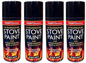 heat resistant matt black spray paint bbq fire stove. Black Bedroom Furniture Sets. Home Design Ideas