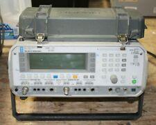 Wg Wandel Amp Goltermann Psm 37 Selective Meter Level Measuring Set 50 Hz 8 Mhz