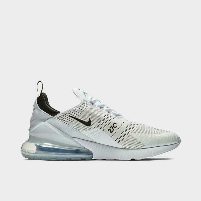 Size 6 - Nike Air Max 270 White 2018
