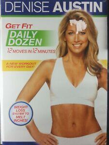 Get Fit Daily Dozen DVD