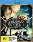 Lemony Snicket's - A Series Of Unfortunate Events (Blu-ray, 2012)