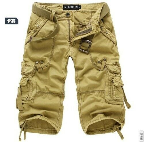 Brandit 3//4 Urban Legend Shorts Hose kurz Cargo Army Militär Bundeswehr Bermuda
