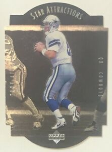 Troy-Aikman-1997-Upper-Deck-Star-Attractions-Die-Cut