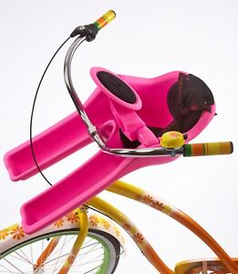 ibert-Bike-Safe-T-Seat-Baby-Child-Front-Bike-Seat-Like-WeeRide-damaged-box-199
