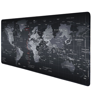 Extended-Gaming-World-Mouse-Pad-Large-Size-Desk-Keyboard-Mat-800MM-X-300MM