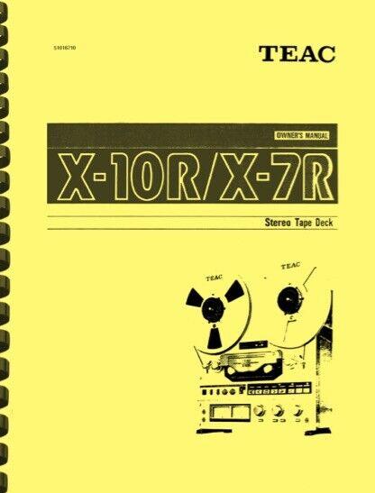 Teac X