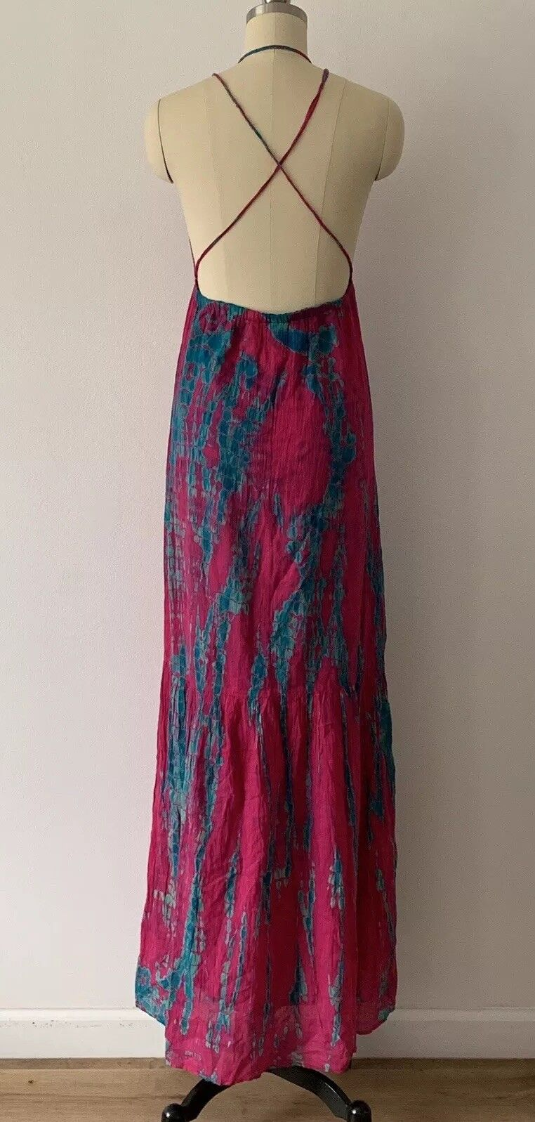 Daughters Of The Revolution Tie Dyed Maxi Dress Size 2 2 2 c20d7d