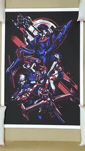 cowboy bebop 3 2 1 let s jam print poster alexander iaccarino that