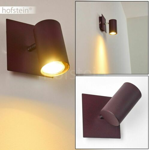 Wand Beleuchtung Rost Wohn Schlaf Zimmer Leuchten Lampen Flur Dielen Strahler