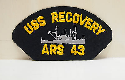 USN US Navy USS Hoist ARS-40 T-Shirt Salvage Ship