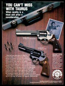 Taurus Revolvers 357