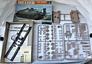 Hetzer Jagdpanzer 38 1:35 Italeri 6531 t