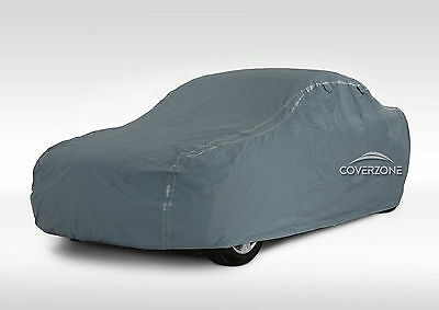 TRIUMPH STAG HEAVY DUTY FULLY WATERPROOF CAR COVER COTTON LINED