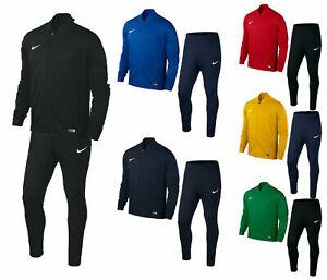 Nike-Boys-Kids-Tracksuit-Full-Zip-Football-Tracksuits-Junior-Bottoms-Sports-Tops