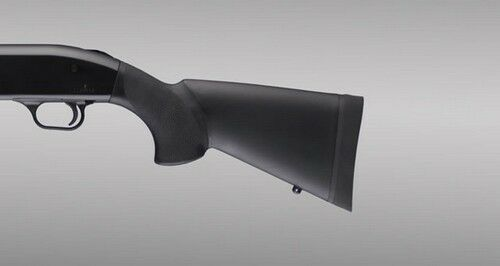 Hogue 05030 Mossberg 500 12 20 Gauge Overmolded Shotgun Stock 12Inch Lop