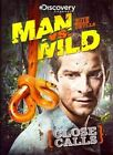 Man VS Wild Close Calls 0018713592095 With Will Ferrell DVD Region 1