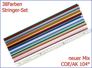 NEU-38Farben-Set-034-Stringer-Set-Medium-034-6th-Edition