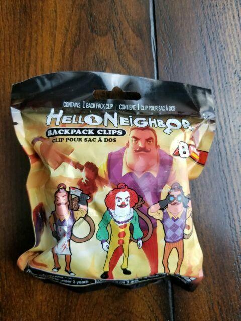 Hello Neighbor Domez Collectible Figurine Series 1