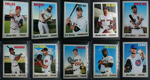 2019-Topps-Heritage-French-Text-OPC-Variation-SSP-Baseball-Cards-Pick-From-List