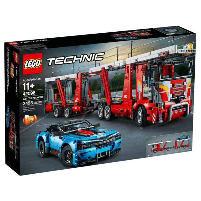 LEGO Technic: Car Transporter (42098) Brand NEW Pick Up Only