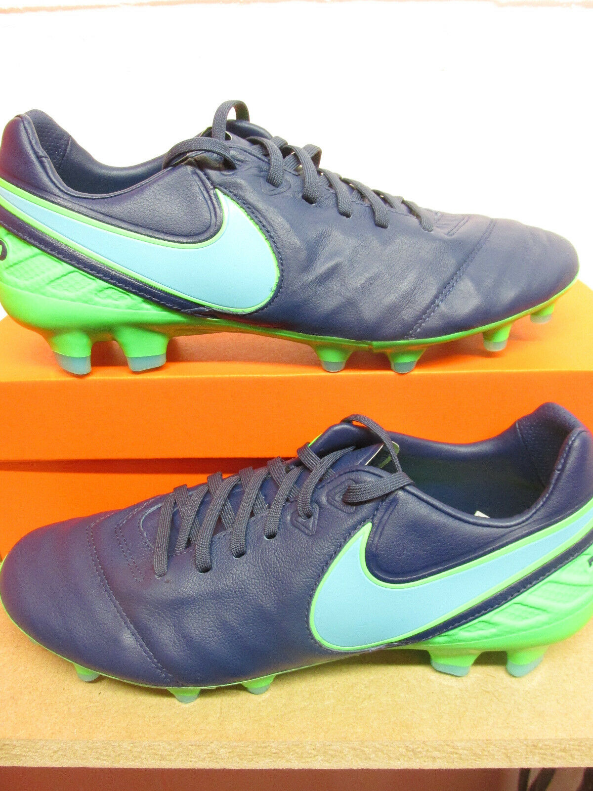 nike tiempo legacy II FG mens football boots 819218 443 soccer cleats