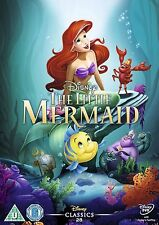The Little Mermaid Walt Disney DVD New And Sealed Disney Classics 28 SEALED (UK)
