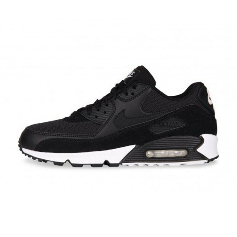 Original Authentic NIKE Men's AIR MAX 90 ESSENTIAL Running Shoes