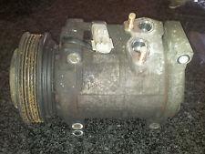 Compresor Bomba de aire acondicionado Chrysler Voyager 2.8 CRD 04-Garantía De 07