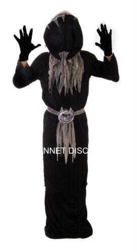 MASTER Di Ombre ragazzi festa di Halloween Costume Medium ridotto