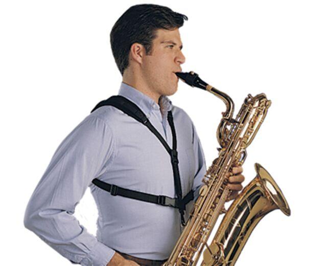 s l640 neotech 2501172 saxophone soft harness black extra long ebay