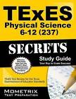 Texes Physical Science 6-12 (237) Secrets Study Guide: Texes Test Review for the Texas Examinations of Educator Standards by Mometrix Media LLC (Paperback / softback, 2016)
