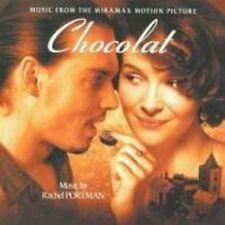 Chocolat (2000) Rachel Portman [CD]