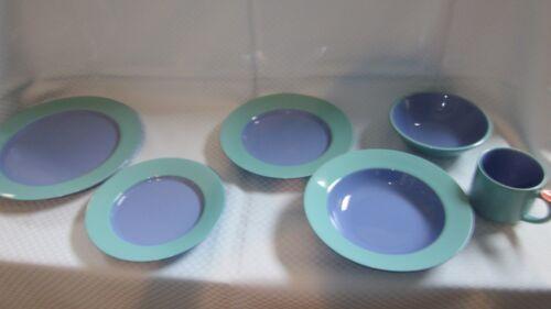 Lindt Stymeist Colorways Turquoise-Blue Dinnerware CHOICE