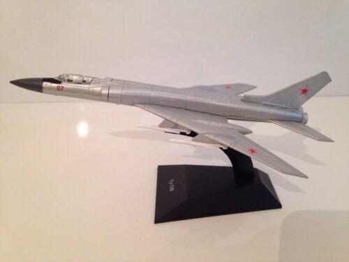 USSR Fighter Tupolev Tu-128 Fiddler 1:180 Scale Special Promotion New