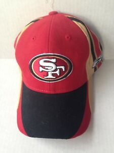 a91ccdbc839 Image is loading SAN-FRANCISCO-49ers-NFL-FOOTBALL-TEAM-HAT-CAP-