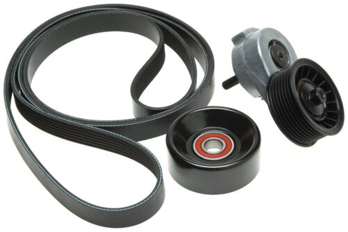Serpentine Belt Drive Component Kit-Accessory Belt Drive Kit Gates 90K-38116