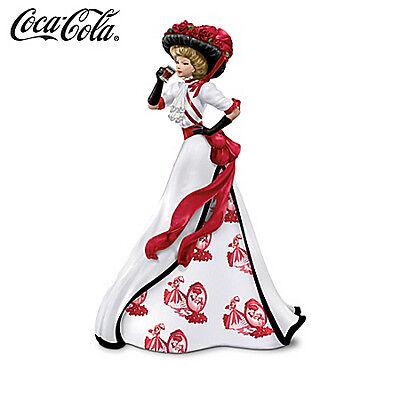 So Refreshing - Refreshing Beauty of Coke - Coca Cola Lady Figurine